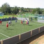 Futbalové miniihrisko (kolaudácia 8/2007)