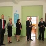 Slávnostné odovzdanie zrekonštruovanej ZŠ 4.6.2013